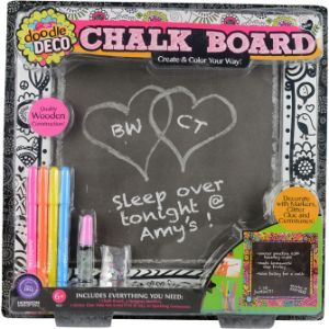 Doodle Deco Chalk Board