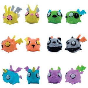 Flying Critter Boos Pencil Toppers in Bulk Bag (100 pcs)