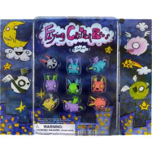 Flying Critter Boos Pencil Toppers Blister Display
