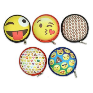 Emoji Tech Pouch Assorted