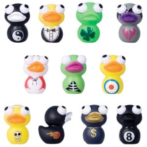 Eye Popper Ducks in 2'' Capsules (250 pcs)
