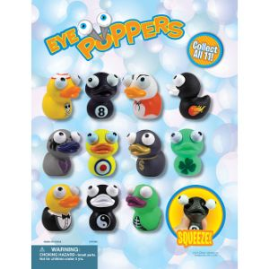 Eye Poppers Duck Series Display Card