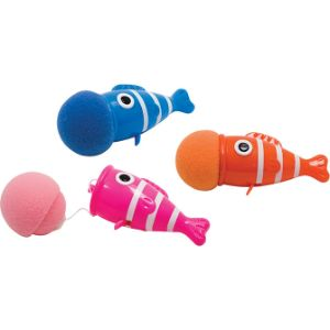 Clown Fish Shooters 5''