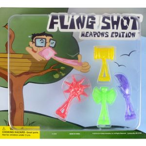 Flingers Toys Blister Display