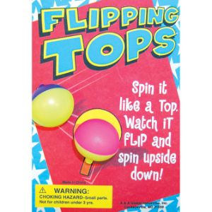 Flipping Tops Live Display