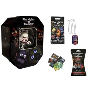 Five Nights at Freddy's Collect Tin Set Assorted