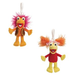 Fraggle Rock Backpack Clip Asst