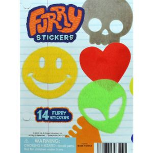 Furry Stickers Live Display