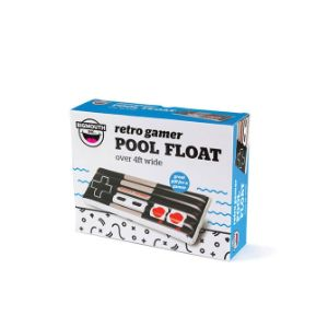 Retro Gamer Pool Float 60''