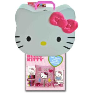 Hello Kitty Shaped Craft Case