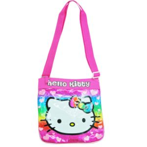 Hello Kitty Rainbow Fun Passport Bag