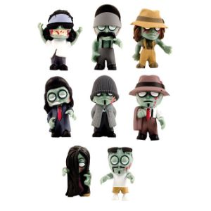 Homies Zombies Figurines in 2'' Capsules