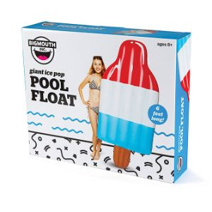 Ice Pop Pool Float