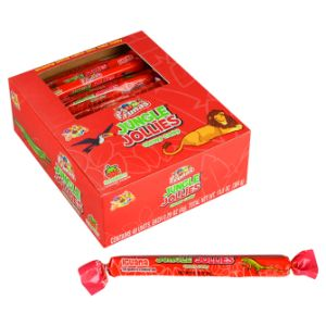 Jungle Jollies Strawberry Display Box (48 pcs)