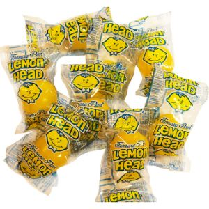 Lemonhead Candy - Case (1350 pcs)