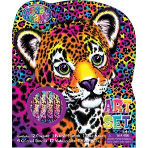 Lisa Frank Art Case