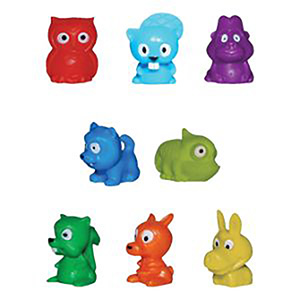 Mini-malz Series 2 Figurines in 2'' Capsules (250 pcs)