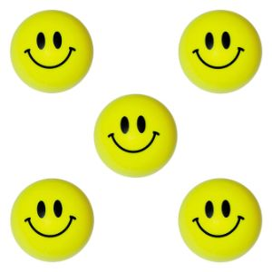 Smiley Balls in Bulk Bag (100 pcs)