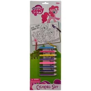 My Little Pony Coloring Set