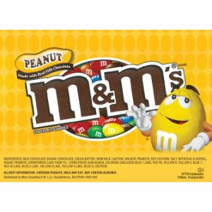 M&M's Peanut - Case