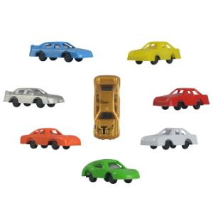 Mini Race Cars in Bulk Bag (100 pcs)