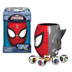 Marvel Face off Spider-Man Dice Game