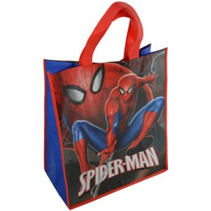 Marvel Spider-Man Woven Tote Large