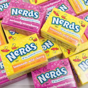 Nerds Double Dipped Mini Boxes -Case (650  pcs)