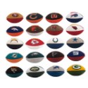NFL Buildable Puzzle Erasers in Bulk Bag (32 pcs)