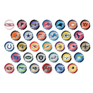 45mm NFL Hi-Bounce Balls (32 pcs)