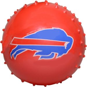 5'' NFL Inflatable Knobby Buffalo Bills Balls (100 pcs)