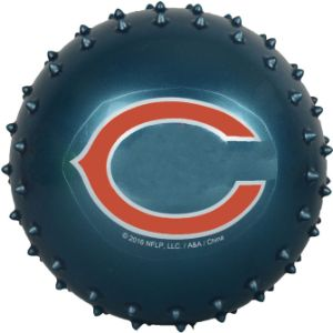 5'' NFL Inflatable Knobby Chicago Bears Balls (100 pcs)