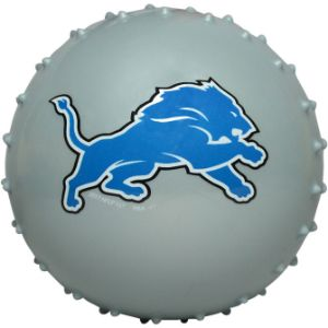NFL Inflatable Knobby Detroit Lions Balls, 5''