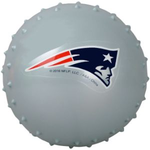 5'' NFL Inflatable Knobby New England Patriots Balls (100 pcs)