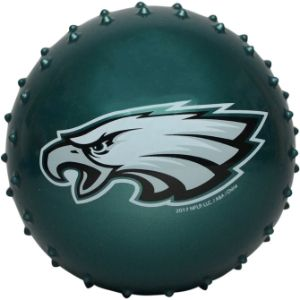 5'' NFL Inflatable Knobby Philadelphia Eagles Balls (100 pcs)