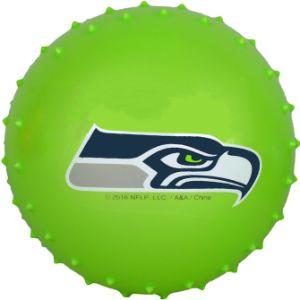 5'' NFL Inflatable Knobby Seattle Seahawks Balls (100 pcs)