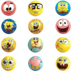 SpongeBob Foam Balls in Bulk Bag (50 pcs)