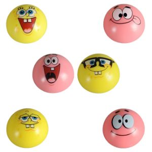 SpongeBob Poppers in 2'' Capsules (250 pcs)