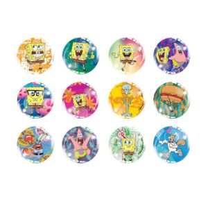 SpongeBob Hi-Bounce 45mm Balls