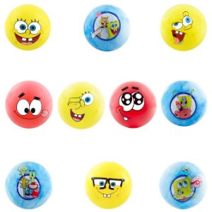 5'' SpongeBob Inflatable Vinyl Balls (250 pcs)