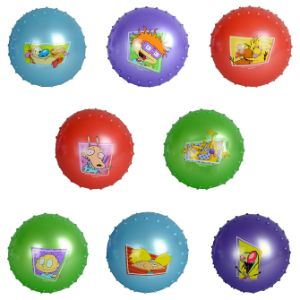 "Nick '90s 5"" Inflatable Assorted Knobby Balls (250 pcs)"