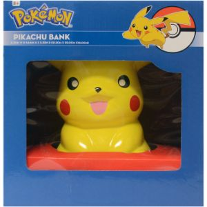 Pokémon Pikachu Bank 9''