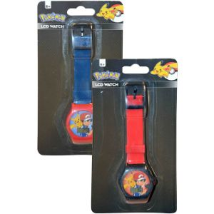 Pokémon Digital Watch