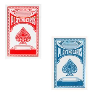 Standard Playing Cards (12 pcs)