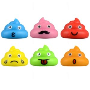 Poop-sters Figurines in 2'' Capsules (250 pcs)
