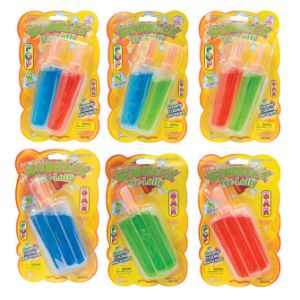 Ice Pop Bubble Stick