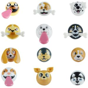 Puppy Tuggers in 2'' Capsules (250 pcs)