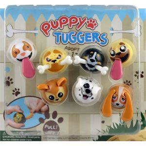 Puppy Tuggers Blister Display