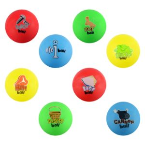 5'' Inflatable They're So Punny Series 2 Vinyl Balls (250 pcs)
