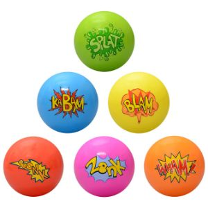 5'' Inflatable Cosmic Burst Balls (250 pcs)